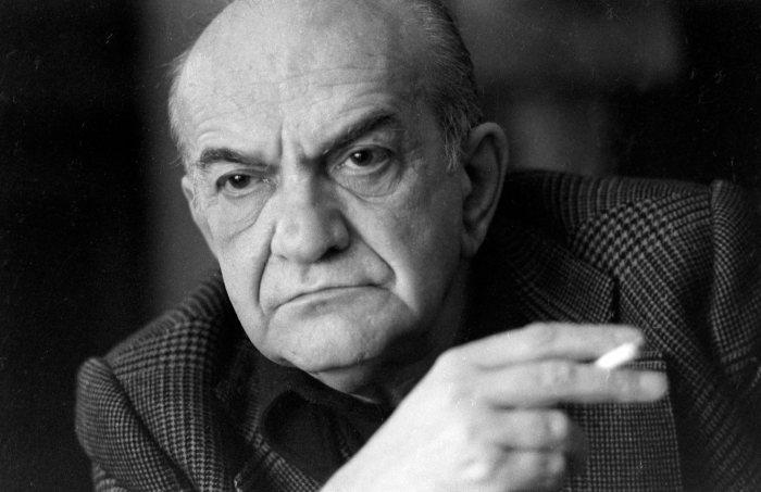 Painter Corrado Cagli