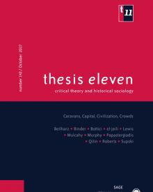 "Thesis Eleven (2017) — Chiara Bottici, ""Bodies in Plural: Towards an Anarcha-Feminist Manifesto"""