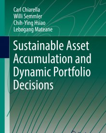 Willi Semmler (coed.) (2017) – Sustainable Asset Accumulation and Dynamic Portfolio Decisions