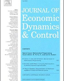 "Journal of Economic Dynamics and Control (2018) – Pu Chen and Willi Semmler, ""Financial stress, regime switching and spillover effects: Evidence from a multi-regime global VAR model"""