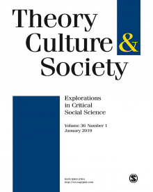 "Theory, Culture & Society (2017) — Nicolas Langlitz, ""Primatology of Science: On the Birth of Actor-Network Theory from Baboon Field Observations"""