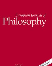 "European Journal of Philosophy (2016) — Omri Boehm, ""The Principle of Sufficient Reason, the Ontological Argument and the Is/Ought Distinction"""