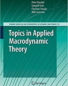 Willi Semmler (2008) — Topics in Applied Macrodynamic Theory