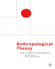 "Anthropological Theory (2018) — Carlos Forment, ""Trashing Violence/Recycling Civility: Buenos Aires' Scavengers and Everyday Forms of Democracy in the Wake of Neoliberalism"""