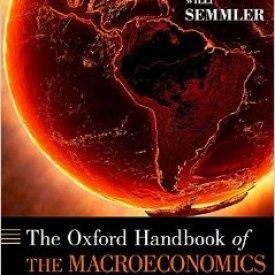 Willi Semmler & Lucas Bernard (2014) — The Oxford Handbook of the Macroeconomics of Global Warming