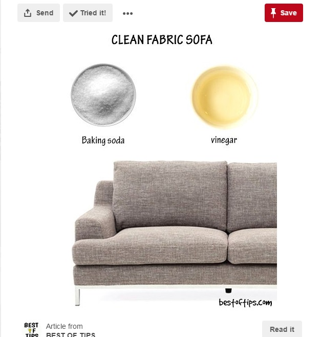 how to clean stains off your sofa dfs sofas reviews 6 cleaning hacks make life easier - decor chutney
