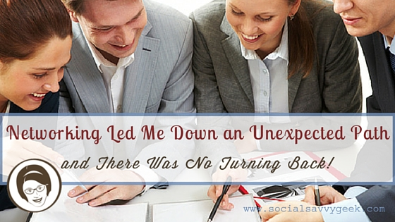 Networking Led Me Down an Unexpected Path Blog SSG