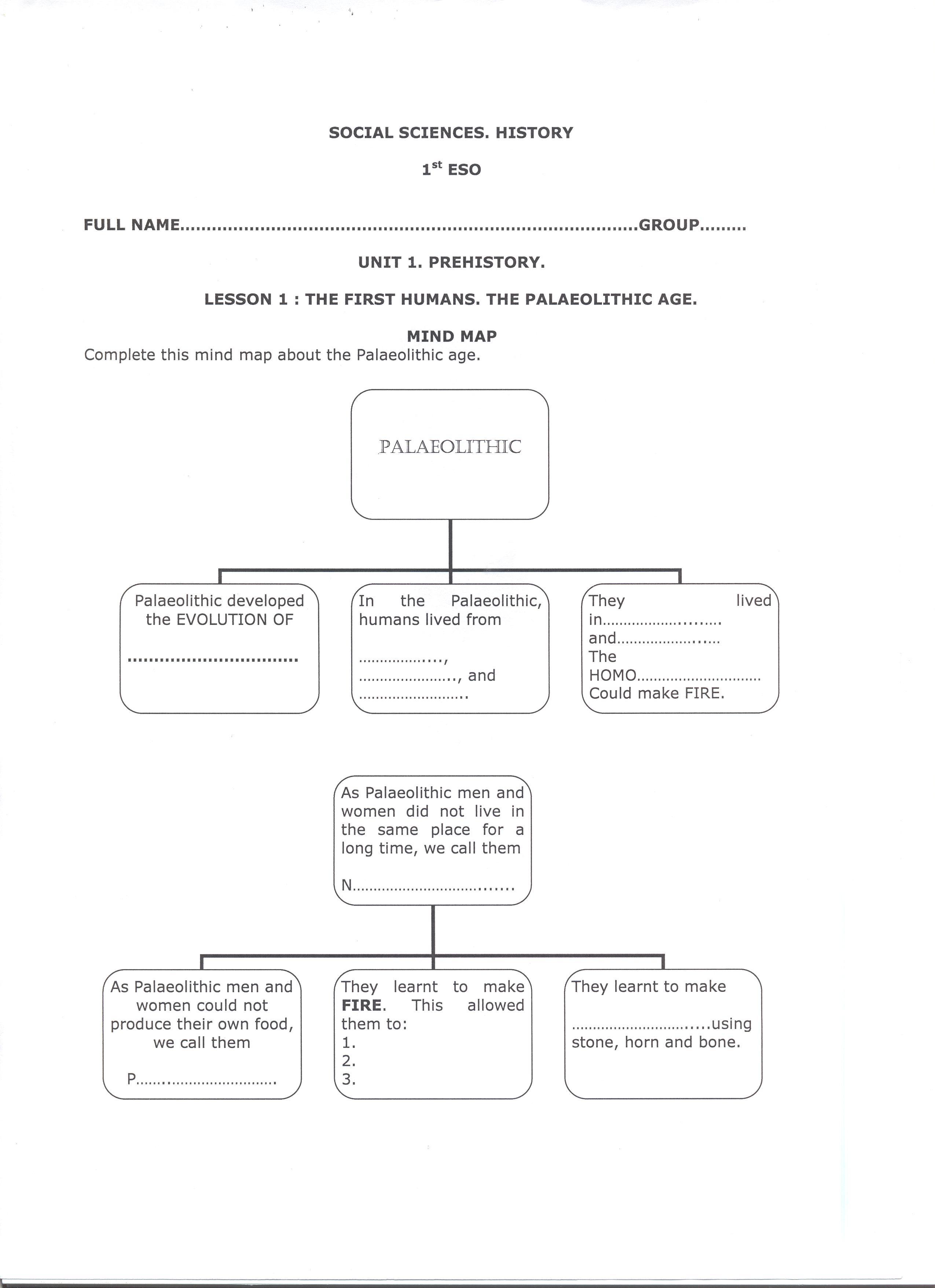 Classwork Worksheet 3