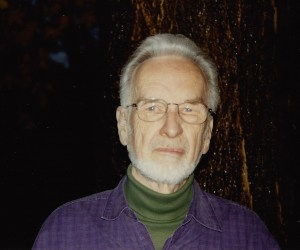 Charles Lindblom in 2000, Picture Hans Blokland