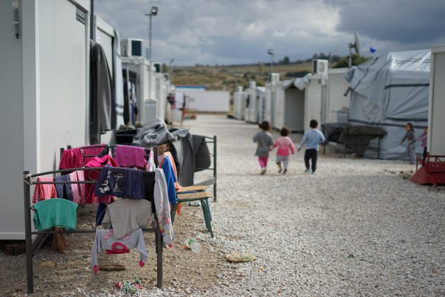 Giving a face to refugees: A story from Thessaloniki