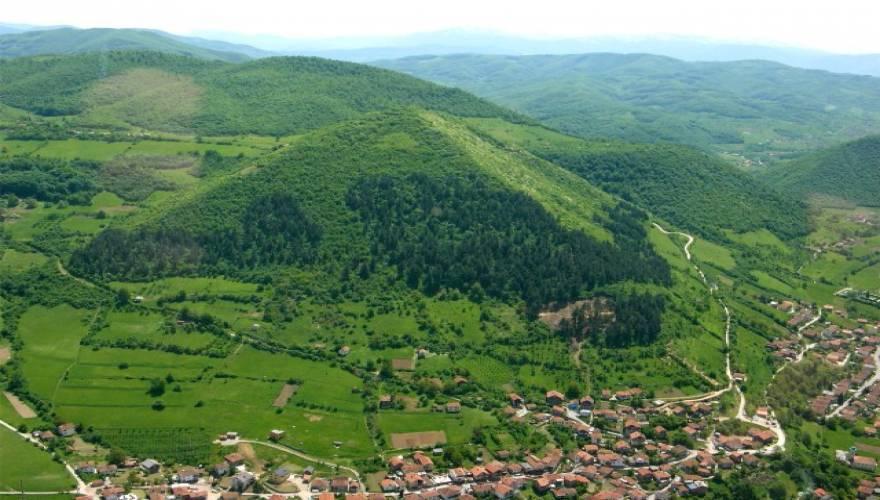 Η Βοσνιακή πυραμίδα που χρονολογείται