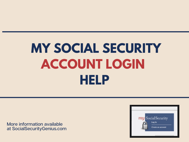 """""""How to log in to my Social Security online account"""""""
