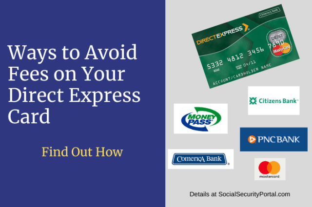 """""""How to avoid ATM fees on Your Direct Express Card"""""""