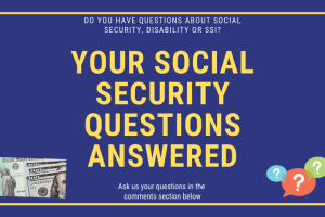 """Get your Social Security Questions Answered"""