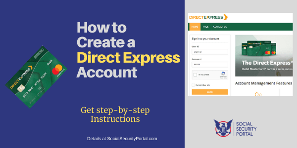 """""""How to Create Direct Express Account Online"""""""