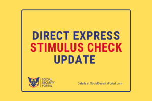 """Direct Express Stimulus Check"""