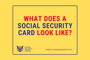 """What does a Social Security Card look like"""
