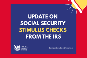 """Update on stimulus checks"""