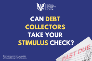 """""""Can debt collectors take your stimulus check"""""""