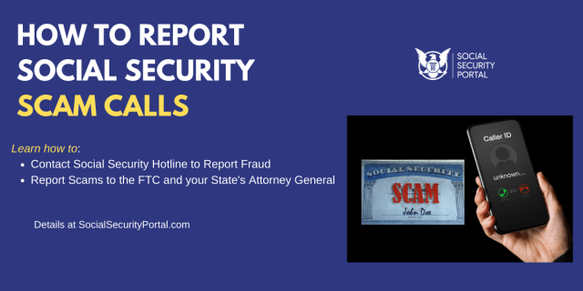 """""""How to Report Social Security Fraud"""""""