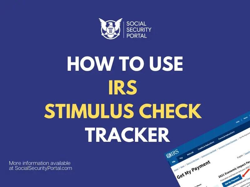 """IRS Stimulus Check Status Tracker"""