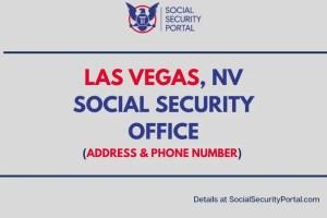 """Las Vegas Social Security Office"""