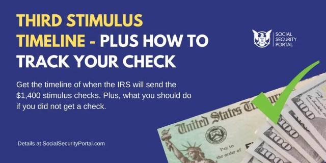 """Where's my stimulus check 2021 - SSI and SSDI status"""