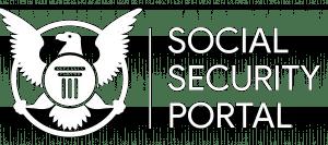 Social Security Portal Logo-White-14