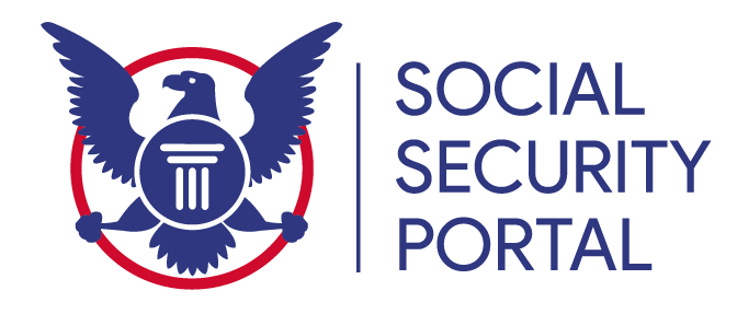 Social Security Portal Logo for AMP