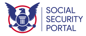 Social Security Portal Logo for AMP