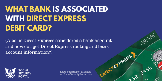"""""""Direct Express Bank Questions and Answers"""""""
