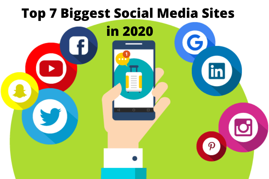 Top 7 Biggest Social Media Sites You Should Know in 2020