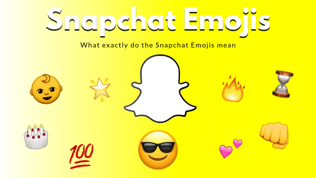 List of Snapchat Emojis and Their Meanings