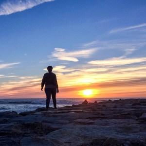 Sunset https://socialstephanie.com freelance writer for personal finance, empowerment and spirituality coaches