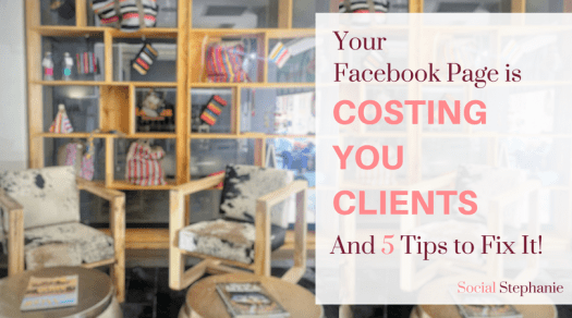 5 Tips to Get Coaching Clients with Facebook https://socialstephanie.com/coaching-facebook-page/