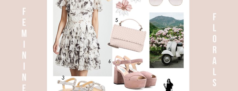 Fashion Friday Feminine Florals For Father's Day