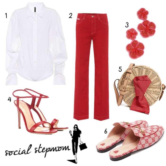 fashion friday canada day
