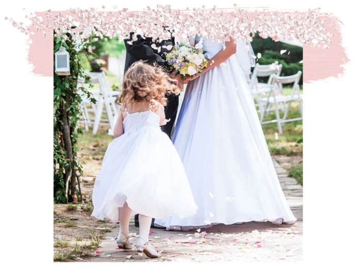 Creative Ways To Incorporate Blended Families Into The Wedding