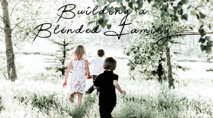Building a blended family step parenting