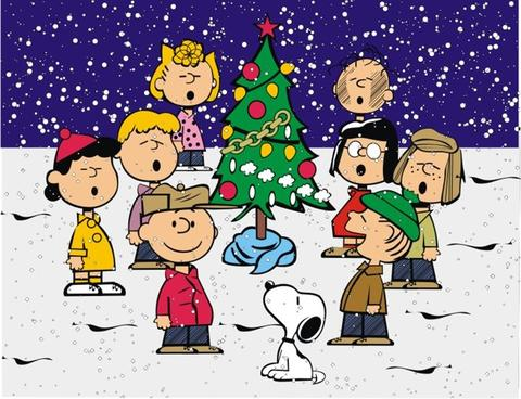 Social Stepmom Yaya and Poppy favourite holiday movies charlie brown christmas