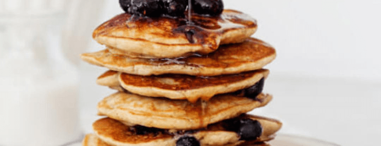 The Best Fluffy Vegan Pancake Recipe