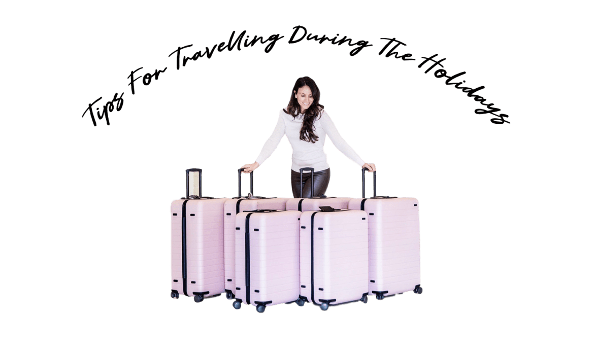 Tips for travelling with your family during the holidays