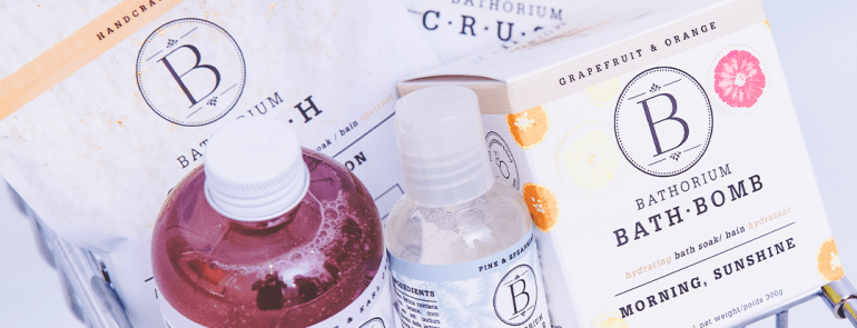 GIVEAWAY: Valentine's Bubble Bath with Bathorium