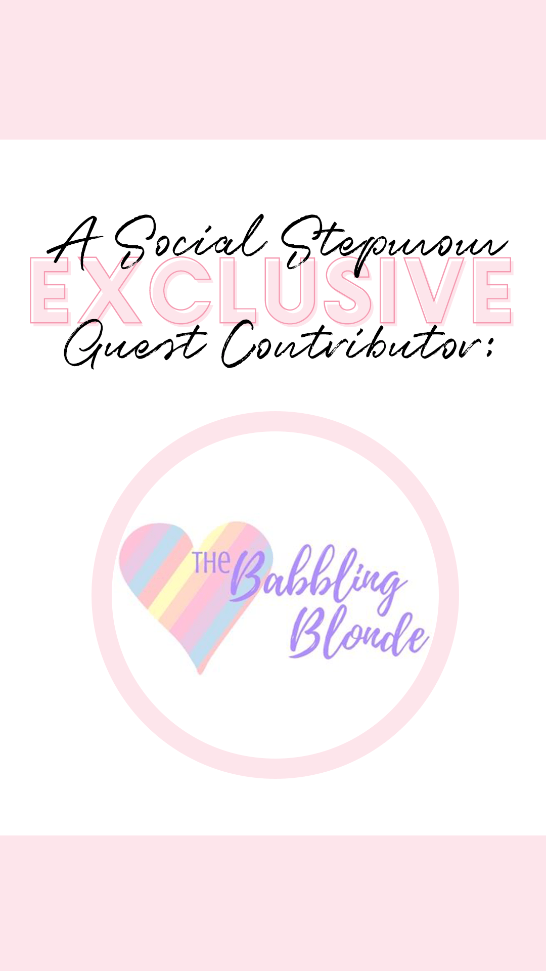 Co-parenting and Coming Out by The Babbling Blonde
