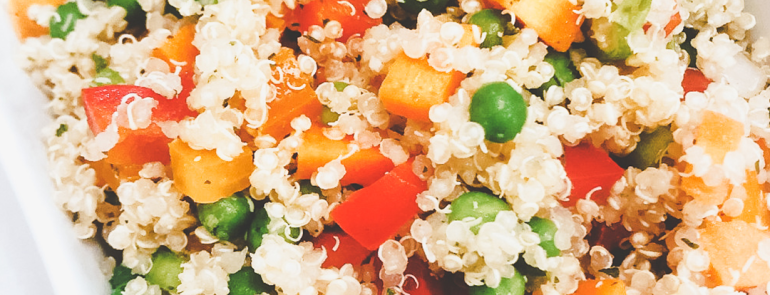 Every Bite Counts with @PurelyMe_: Nourishing Quinoa Salad