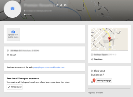 Google Places for Business: Does it look like you're out of business?