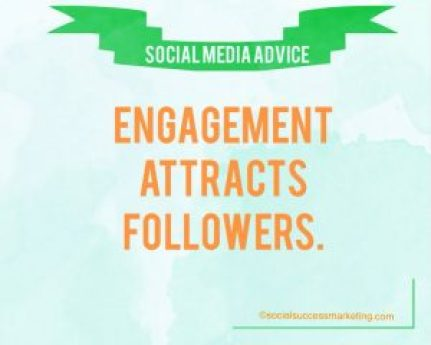 Advanced Social Media Tip | Engagement