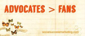 Social Media Best Advocates