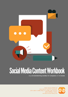 Social Media Content Workbook. A workbook to help you create contents that boost engagement and drive traffic to your site.