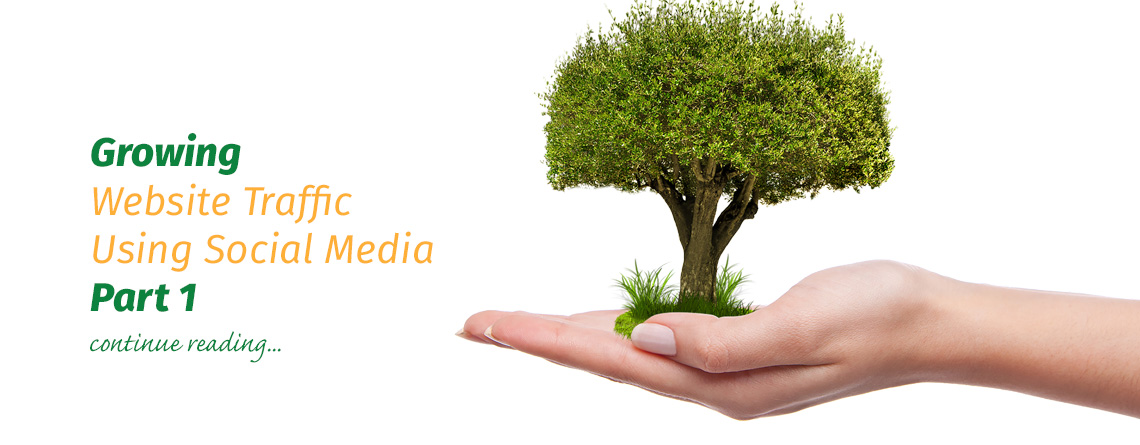 How to Increase Website Traffic Using Social Media (Part 1)